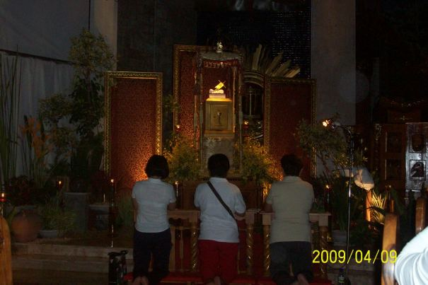 Blessed Sacrament, National Shrine of Our Lady of Fatima