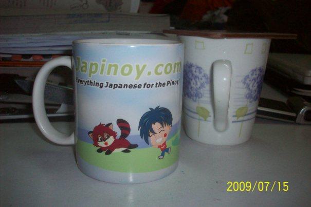 My Japinoy mug