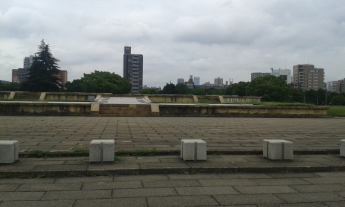 Naniwa-no-miya Palace Site