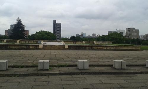 Naniwa-no-miya Palace Site