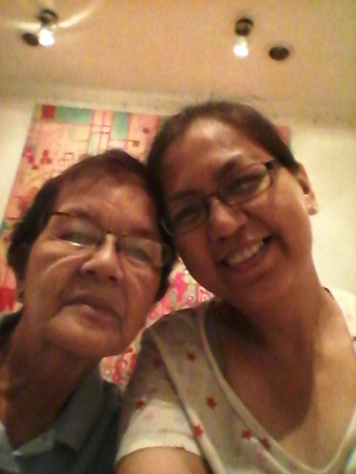 Isn't my Nanay cool?